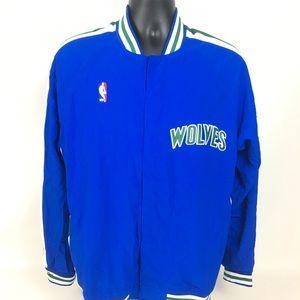 Hardwood classics NBA jacket Sz L(44)